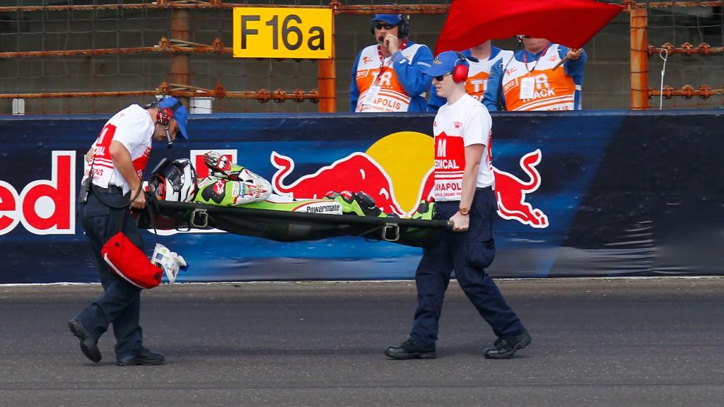 Hector Barbera, Pramac Racing Team, Indianapolis FP2 © Solo Moto / Jaime Olivares