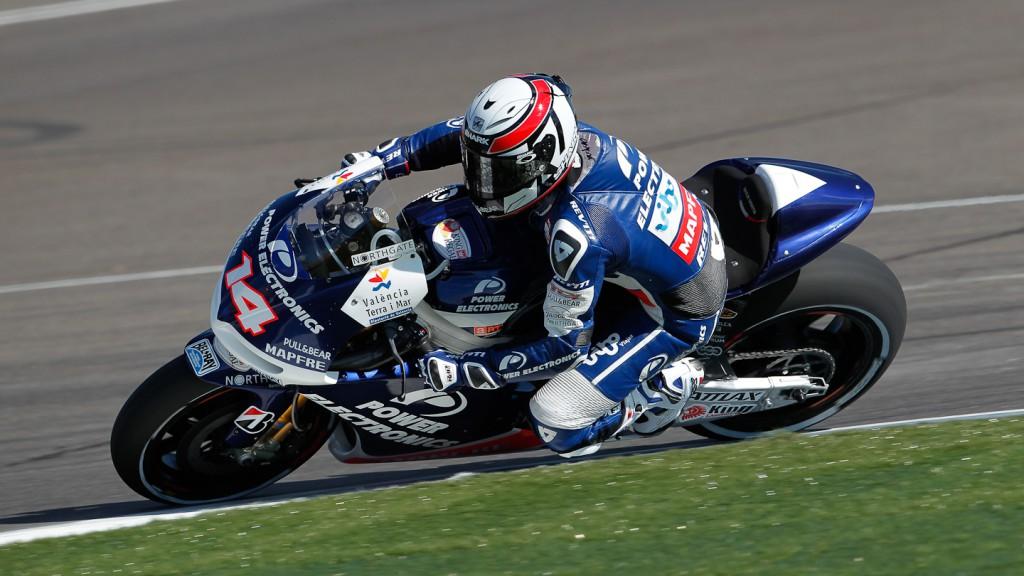 Randy de Puniet, Mapfre Aspar Team MotoGP, Indianapolis FP2