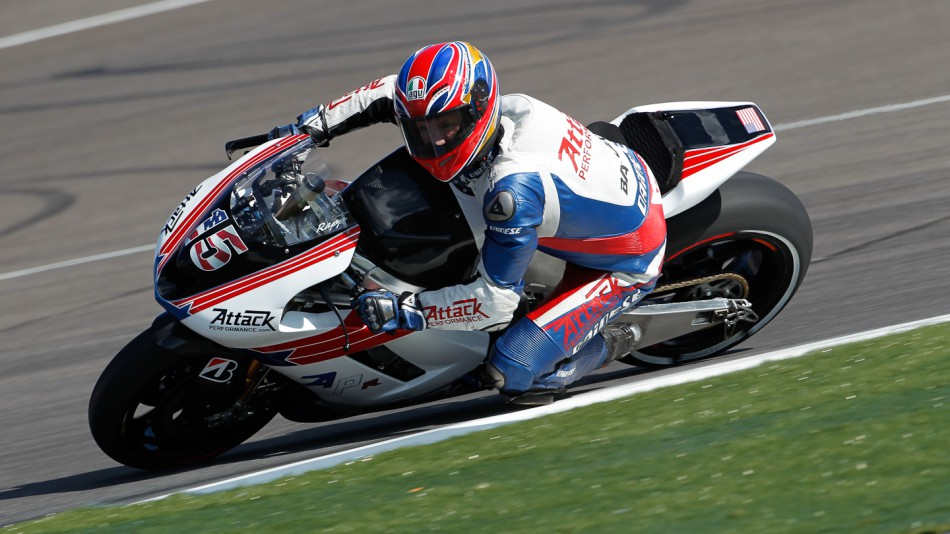 Steve Rapp, Attack Performance, Indianapolis FP2