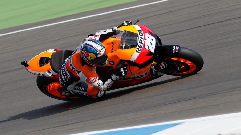 Dani Pedrosa, Repsol Honda Team, Indianapolis FP2