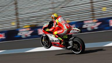 Valentino Rossi, Ducati Team, Indianapolis FP2