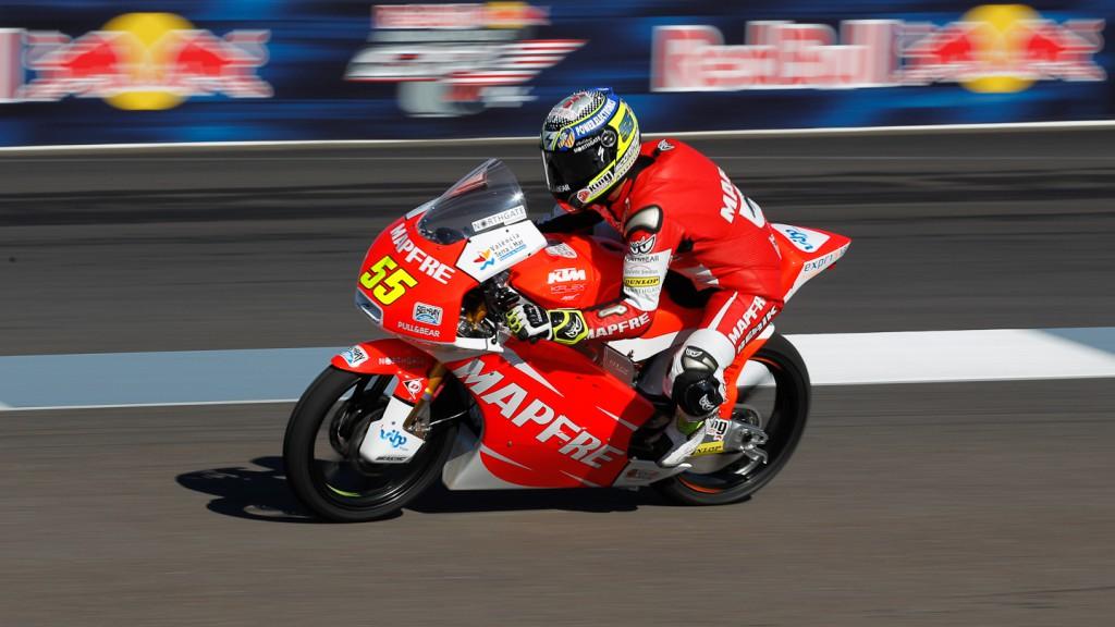 Hector Faubel, Mapfre Aspar Team Moto3, Indianapolis FP3