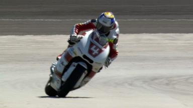 Indianapolis 2012 - Moto2 - FP3 - Action - Randy Krummenacher