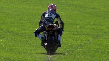 Indianapolis 2012 - Moto2 - FP3 - Action - Esteve Rabat