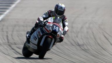Indianapolis 2012 - Moto2 - QP - Action - Ratthapark Wilairot