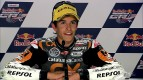 Indianapolis 2012 - Moto2 - QP - Interview - Marc Marquez