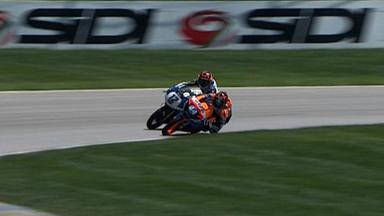 Indianapolis 2012 - Moto3 - QP - Action - Oliveira and Marquez