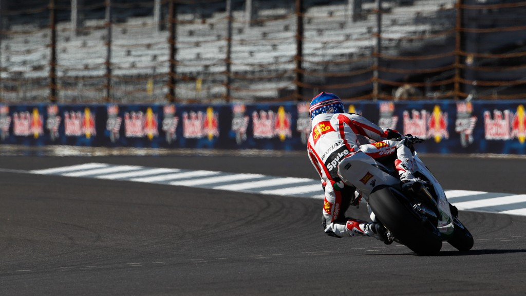 Michele Pirro, San Carlo Honda Gresini, Indianapolis QP