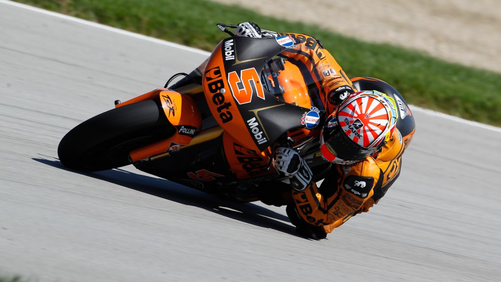 Johann Zarco, JiR Moto2, Indianapolis QP