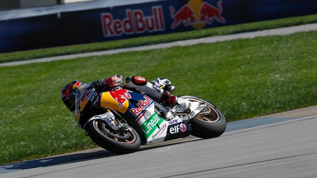 Stefan Bradl, LCR Honda MotoGP, Indianapolis FP3