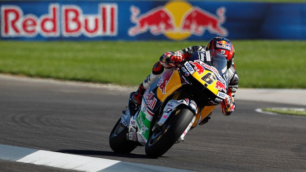 Stefan Bradl, LCR Honda MotoGP, Indanapolis QP