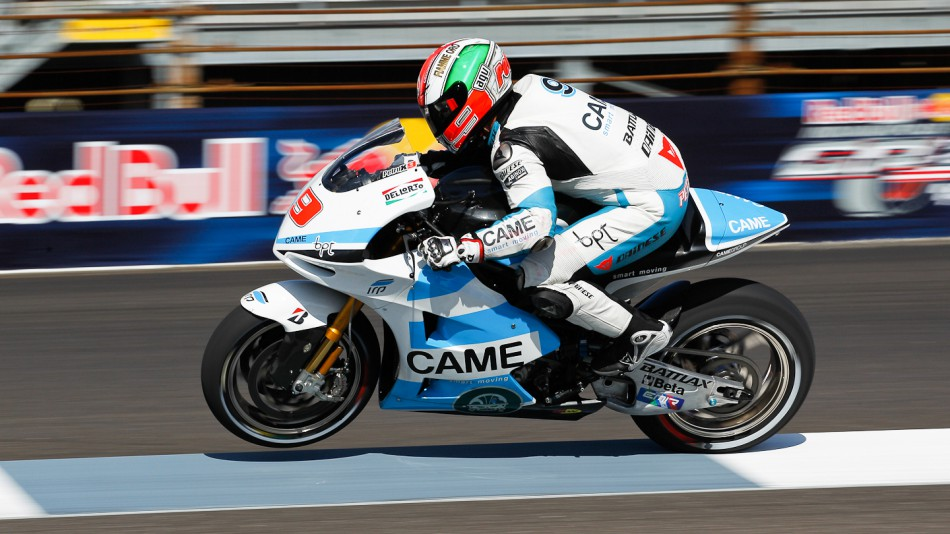 Danilo Petrucci, Came IodaRacing Project, Indianapolis QP