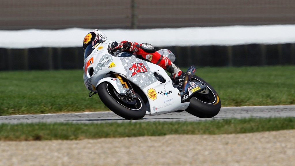 Marco Colandrea, SAG Team, Indianapolis QP