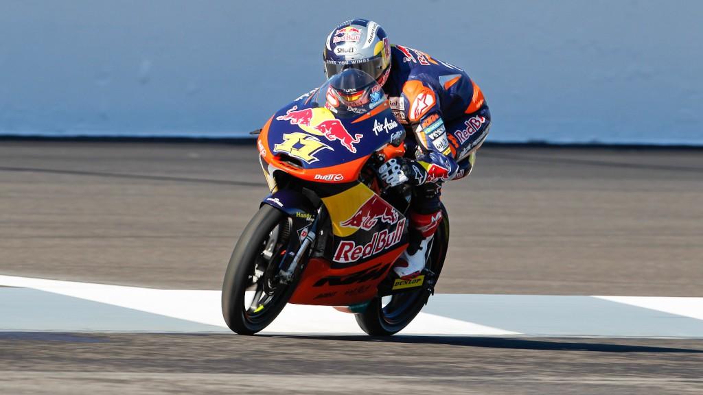 Sandro Cortese, Red Bull KTM Ajo, Indanapolis FP3