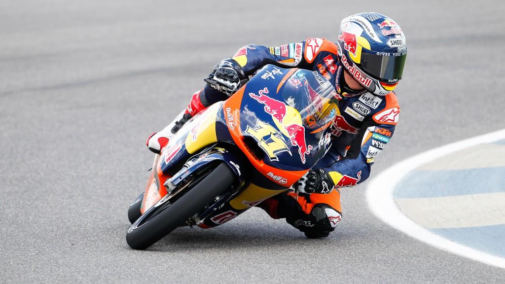 Sandro Cortese, Red Bull KTM Ajo, Indanapolis QP