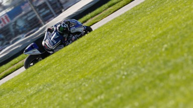 Ben Spies, Yamaha Factory Racing, Indianapolis QP