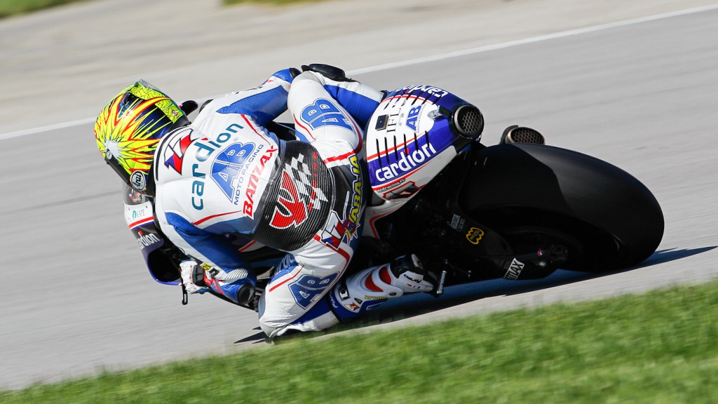Karel Abraham, Cardion AB Motoracing, Indianapolis QP