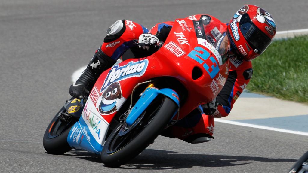 Alberto Moncayo, Andalucia JHK Laglisse, Indianapolis QP