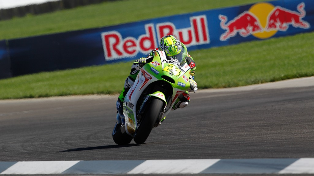 Toni Elias, Pramac Racing Team, Indianapolis QP