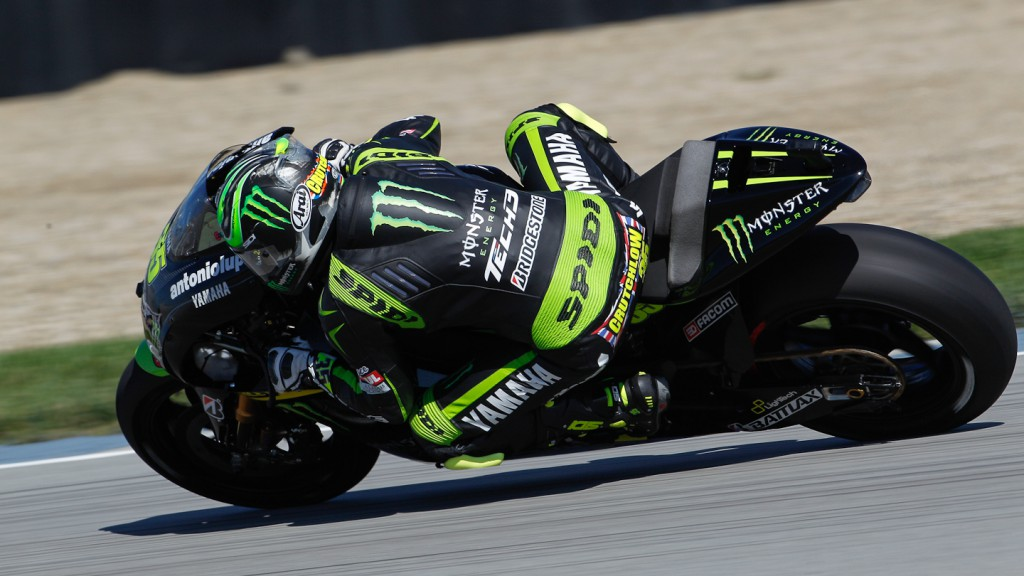 Cal Carutchlow, Monster Yamaha Tech 3, Indianapolis QP