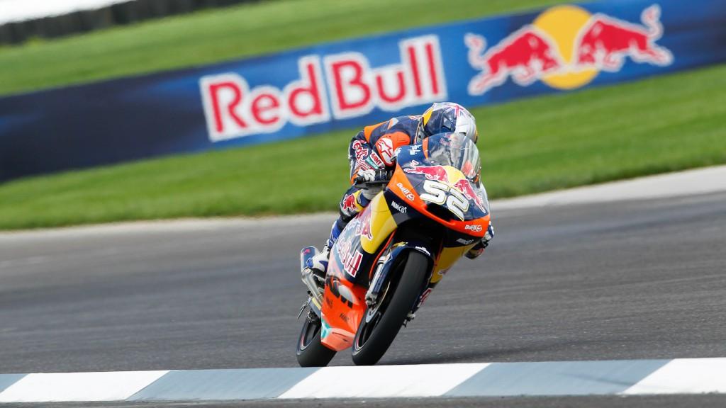 Danny Kent, Red Bull KTM Ajo, Indianapolis QP