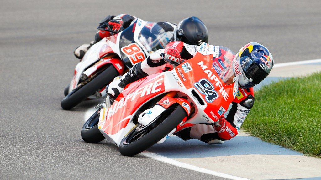 Jonas Folger, Mapfre Aspar Team Moto3, Indianapolis FP3