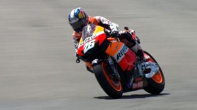 Indianapolis 2012 - MotoGP - Race - Action - Dani Pedrosa