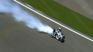 Indianapolis 2012 - MotoGP - Race - Action - Ben Spies