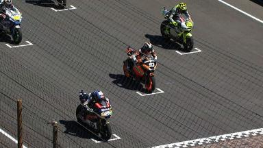 Indianapolis 2012 - Moto2 - Race - Action - Race start