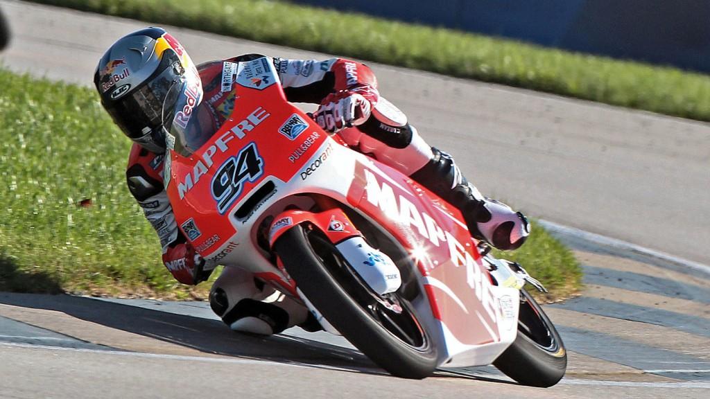 Jonas Folger, Mapfre Aspar Team Moto3, Indianapolis