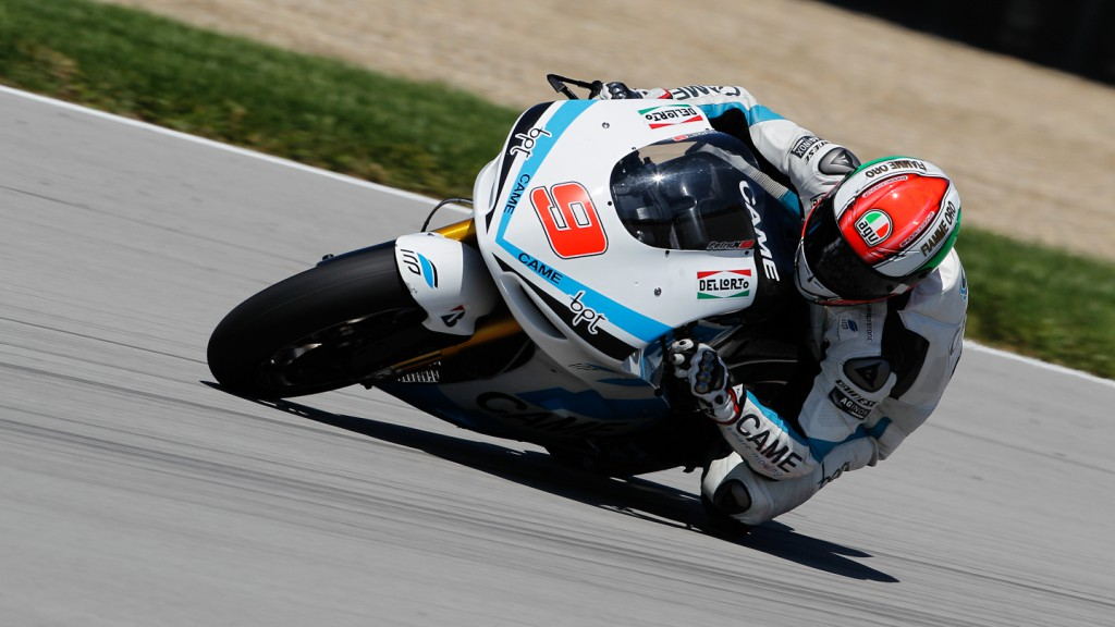 Danilo Petrucci, Came IodaRacing Project, Indianapolis RAC