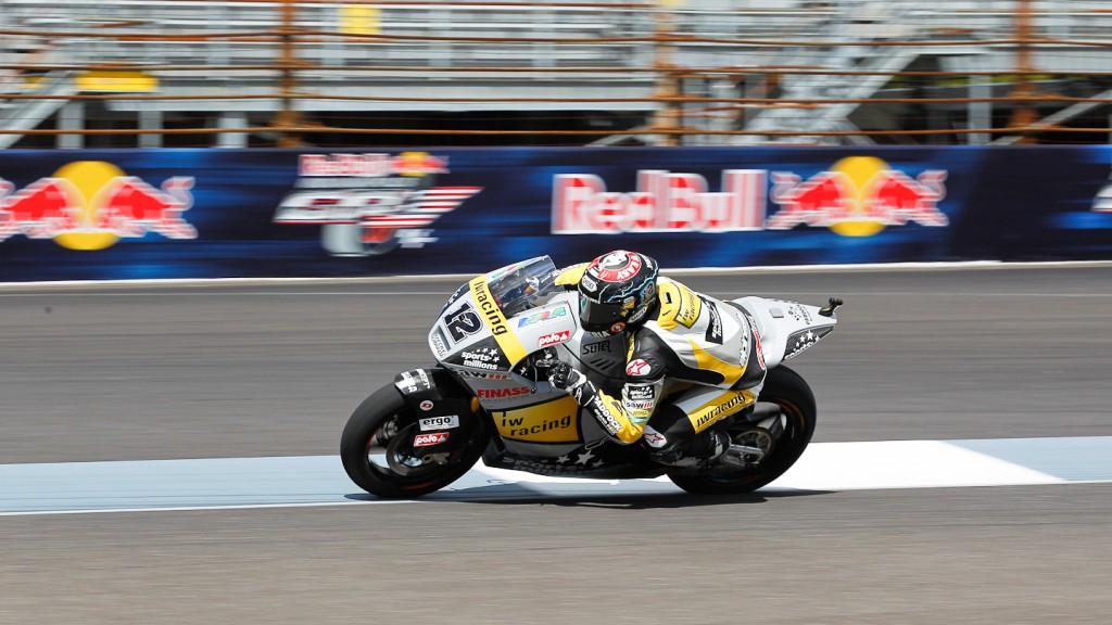 Thomas Luthi, Interwetten-Paddock, Indianapolis RAC