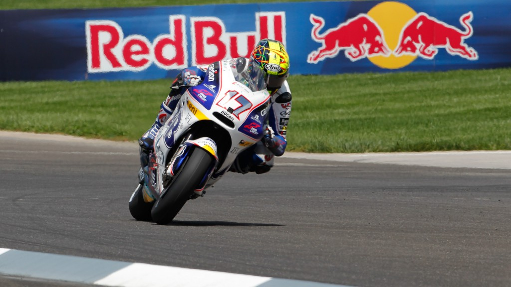 Karel Abraham, Cardion AB Motoracing, Indianapolis RAC