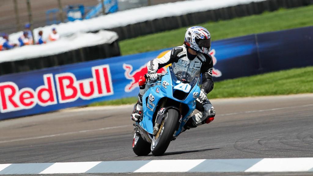 Aaron Yates, GP Tech, Indianapolis RAC