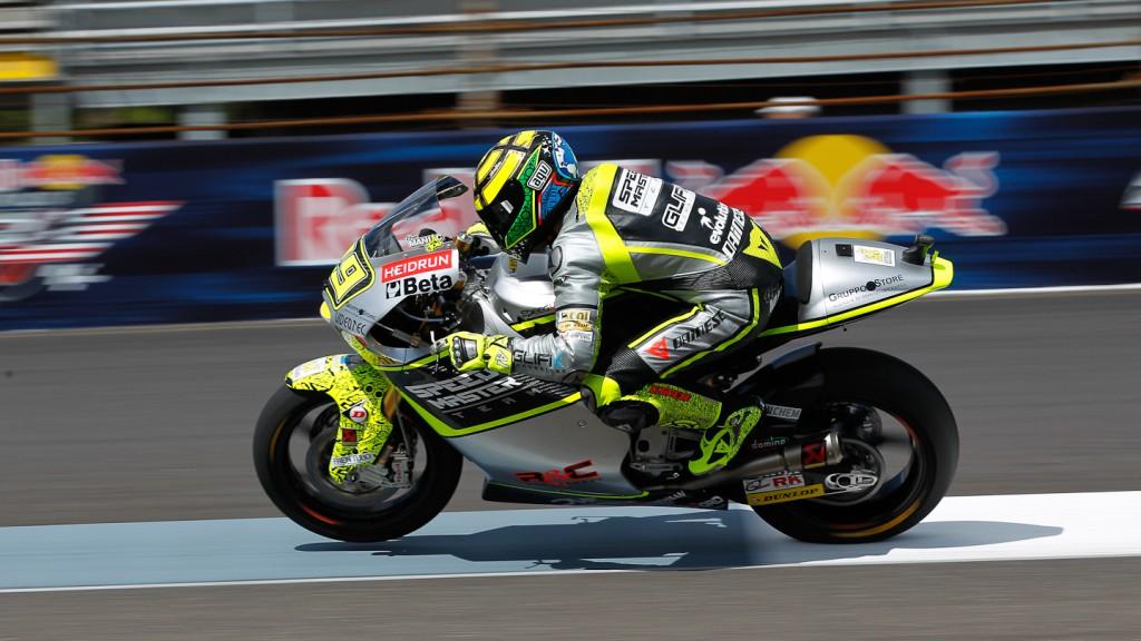 Andrea Iannone, Speed Master, Indianapolis RAC