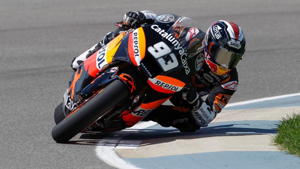 Marc Marquez, Team CatalunyaCaixa Repsol, Indianapolis WUP