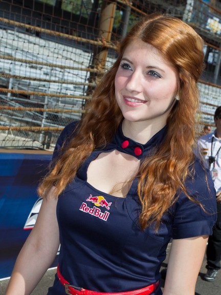 Paddock Girl, Red Bull Indianapolis Grand Prix