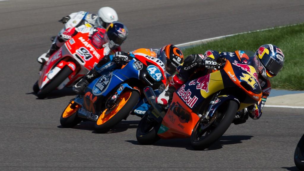 Moto3, Indianapolis RAC