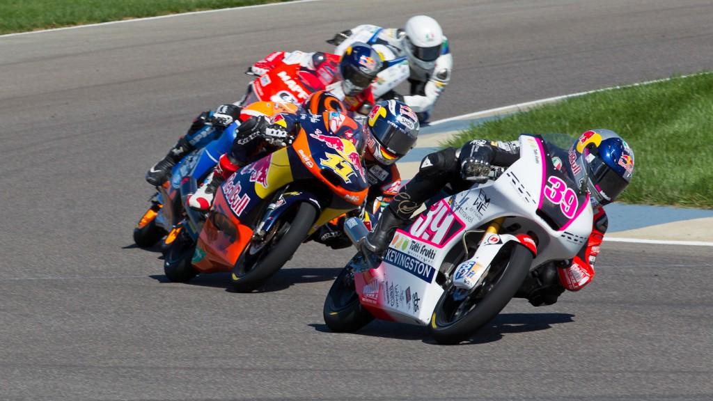 Luis Salom, RW Racing GP, Indianapolis RAC