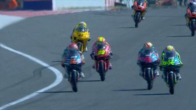 第7戦カタルーニャGP『125ccクラス』~フルレース