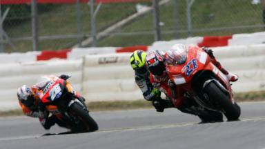Catalunya 2007 - Course MotoGP