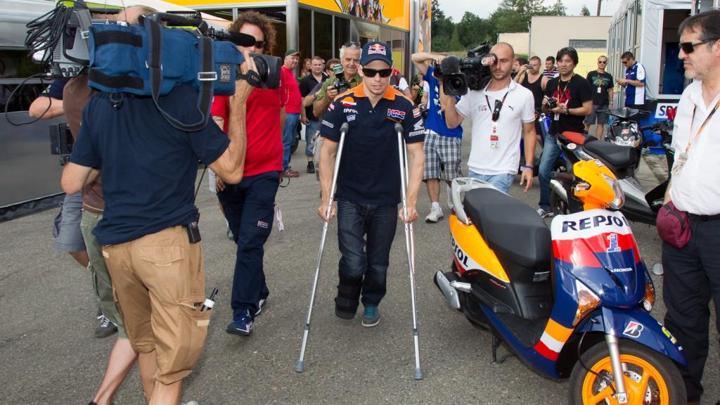 Casey Stoner, Repsol Honda Team, Brno