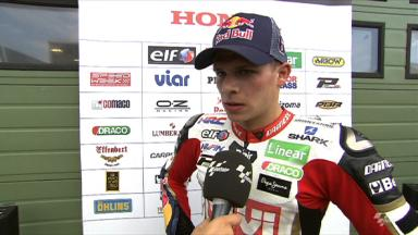 Bradl looking for more grip
