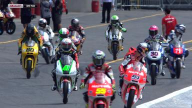 Brno 2012 - Moto3 - FP2 - Full