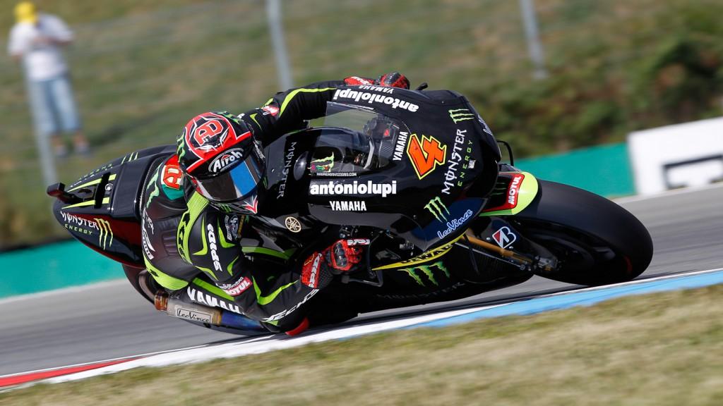 Andrea Dovizioso, Monster Yamaha Tech 3, Brno FP2