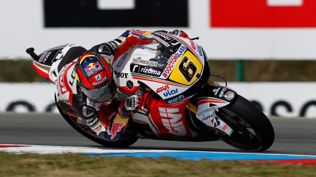 Stefan Bradl, LCR Honda MotoGP, Brno