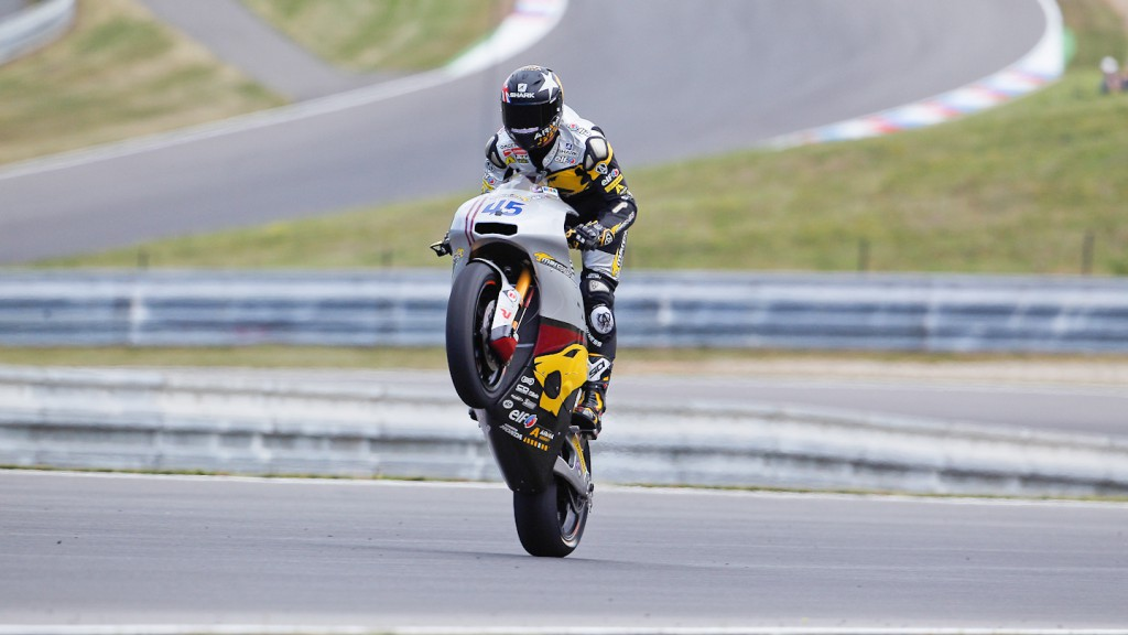 Scott Redding, Marc VDS Racing Team, Brno FP2