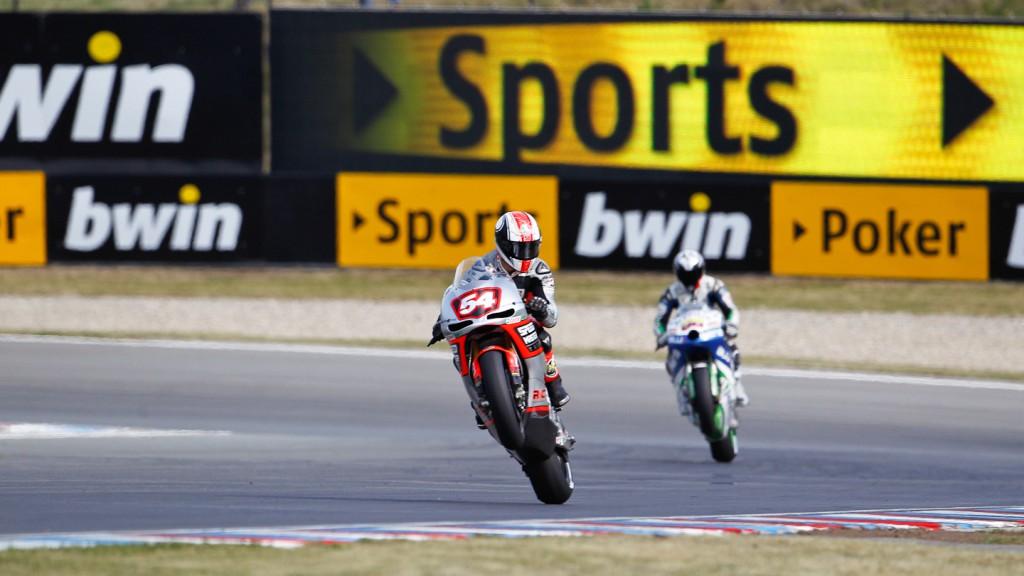 Mattia Pasini, Speed Master, Brno FP2