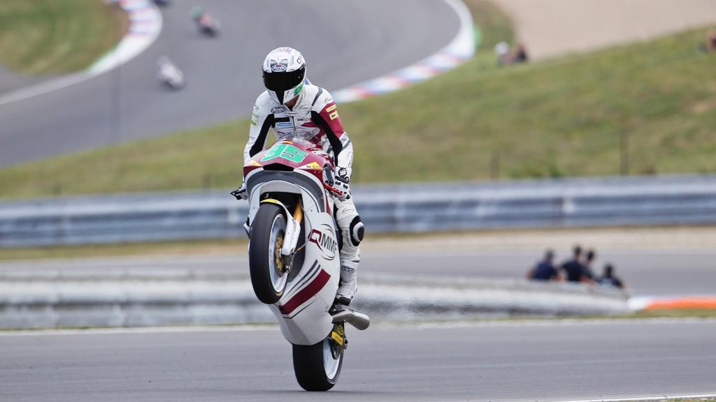 Anthony West, QMMF Racing Team, Brno