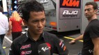 Second front row start for Khairuddin